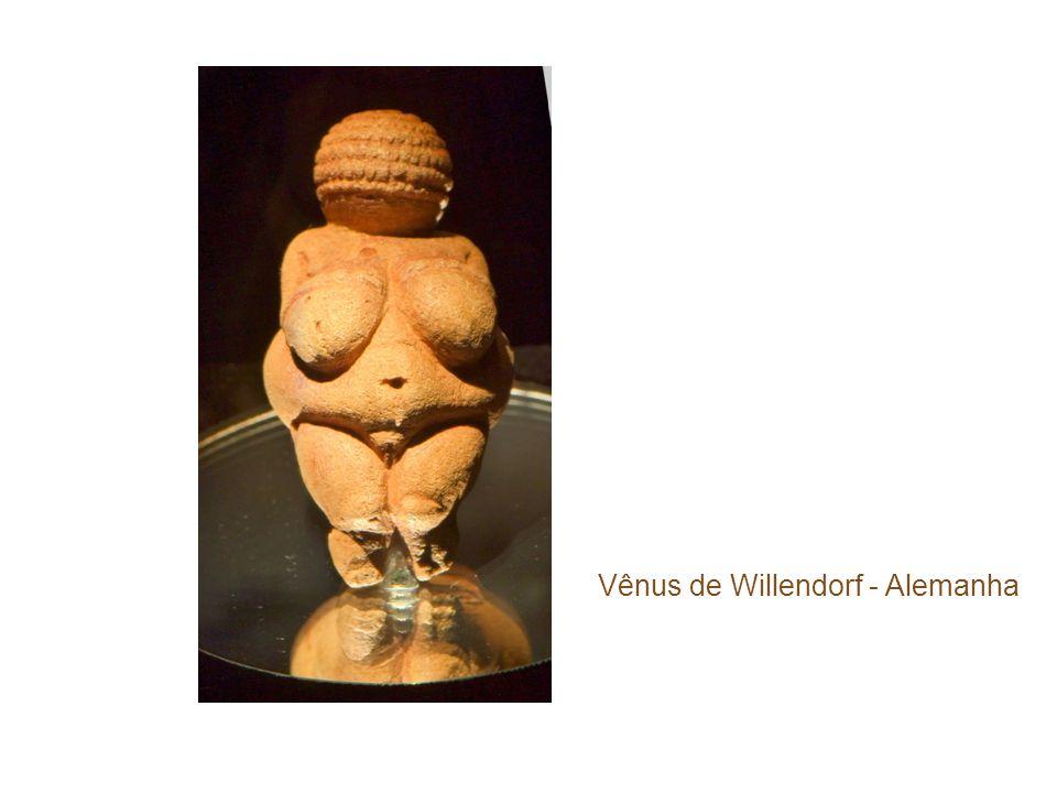 Vênus de Willendorf - Alemanha