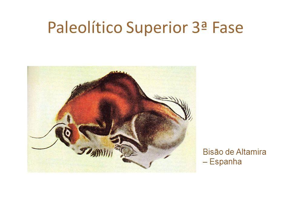 Paleolítico Superior 3ª Fase