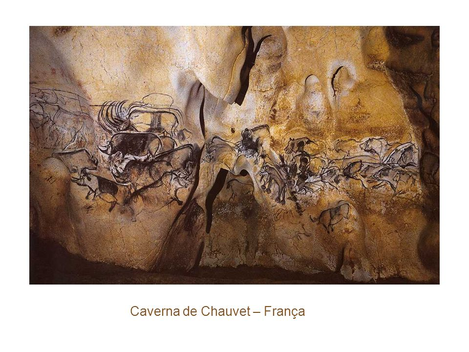 Caverna de Chauvet – França