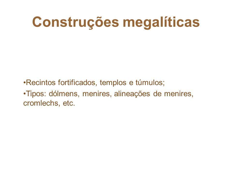 Construções megalíticas