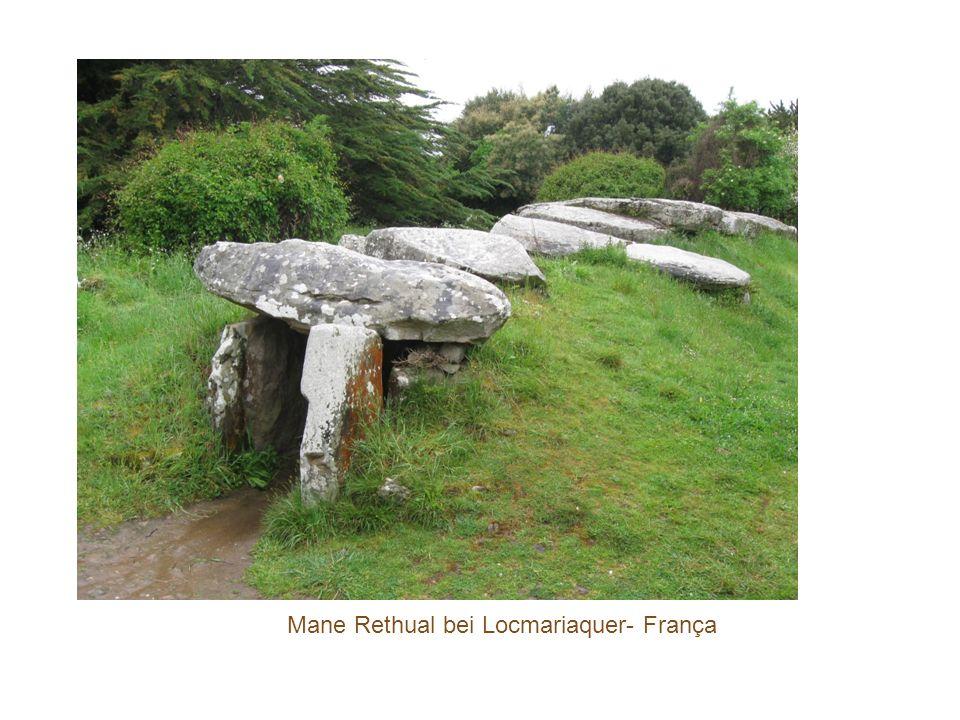 Mane Rethual bei Locmariaquer- França