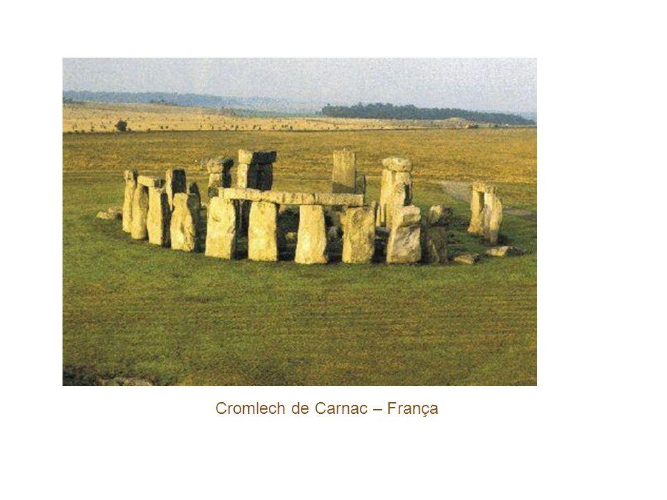 Cromlech de Carnac – França