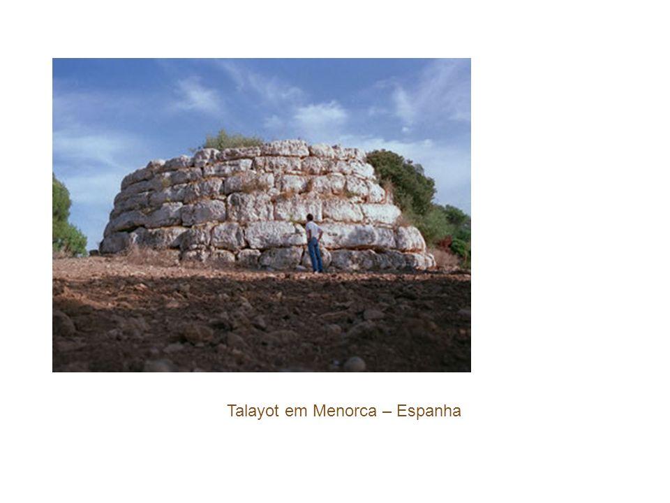 Talayot em Menorca – Espanha