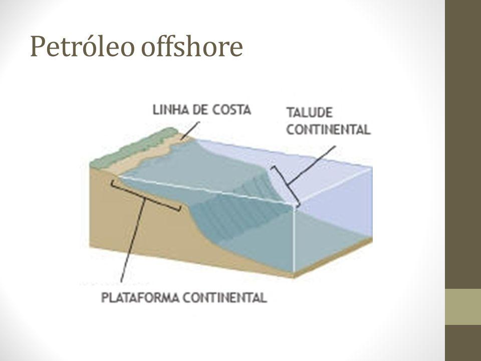 Petróleo offshore