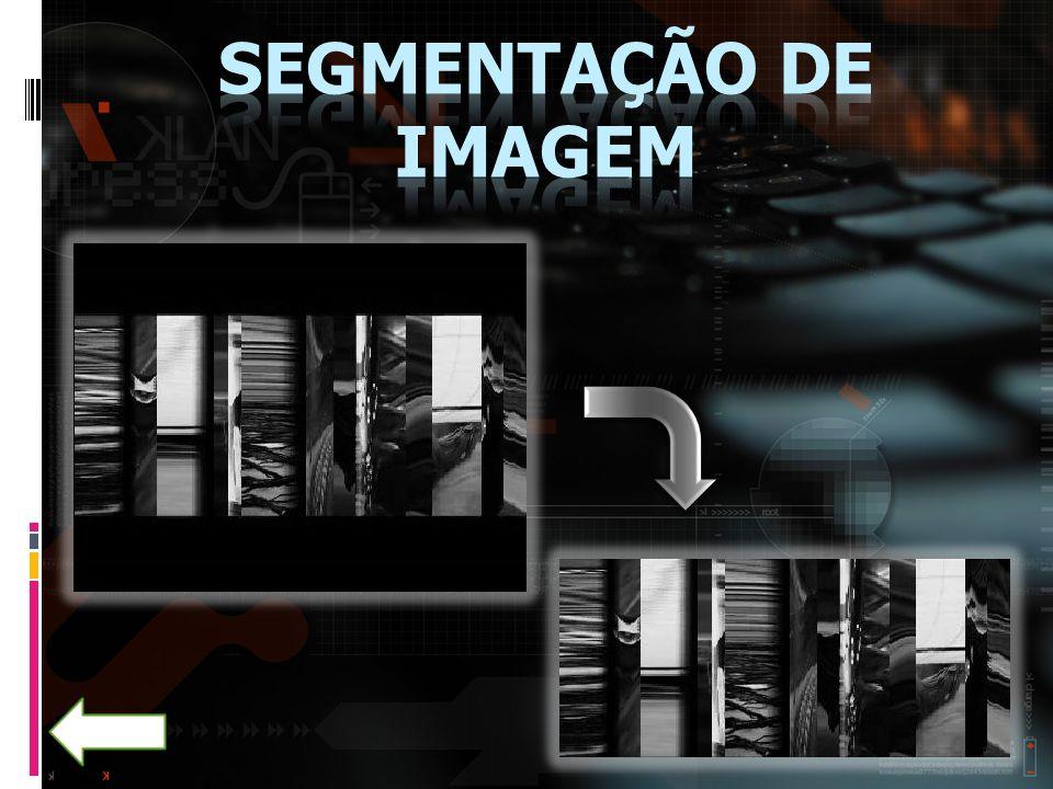 Segmentação de imagem