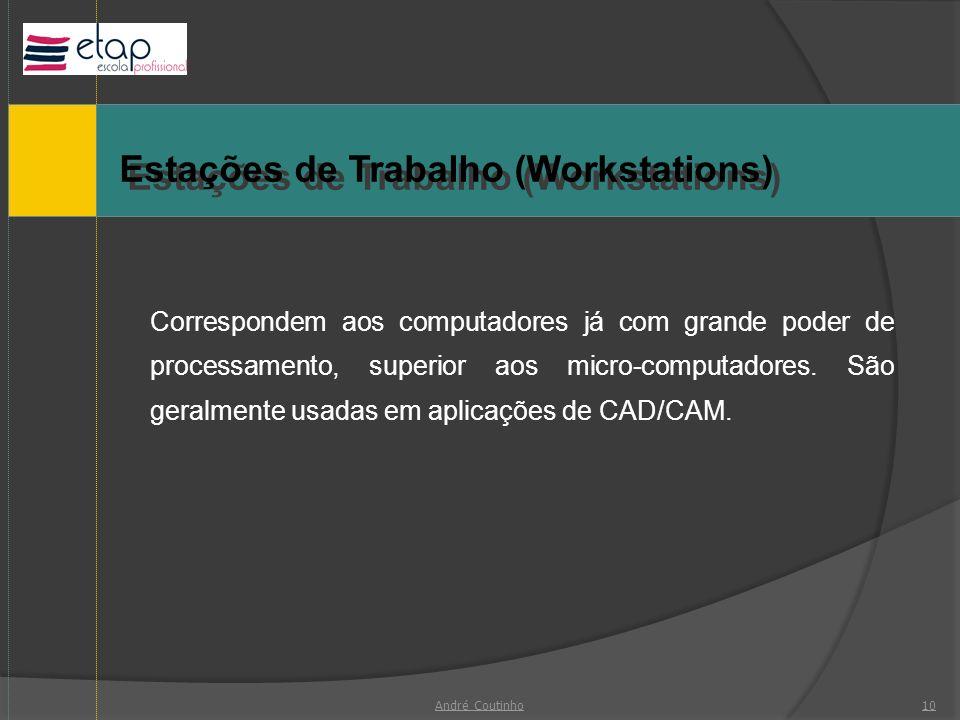 Estações de Trabalho (Workstations)