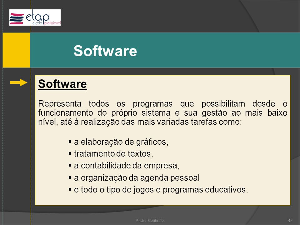 Software Software.