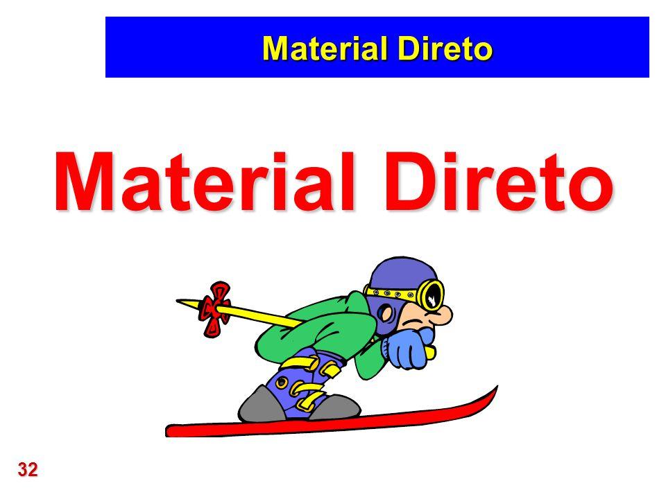 Material Direto Material Direto