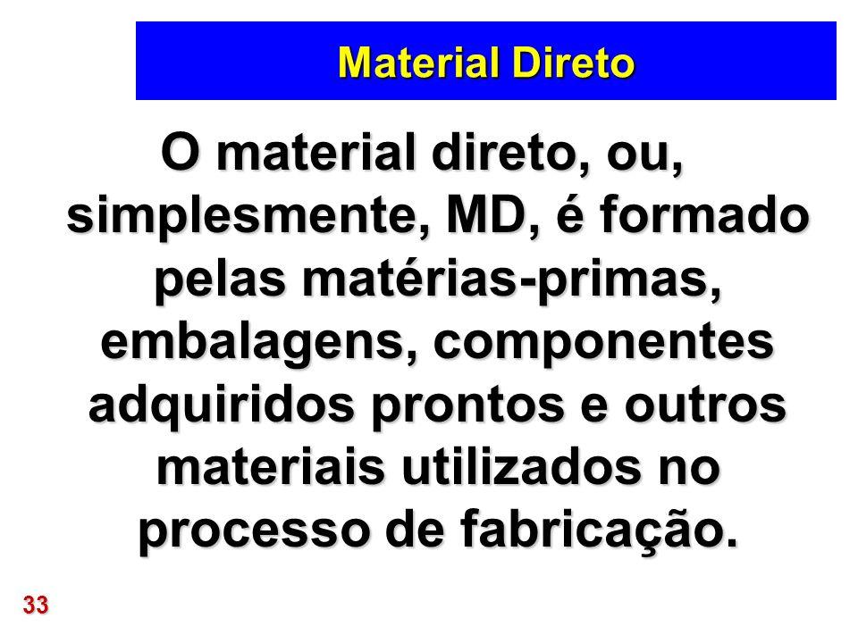 Material Direto