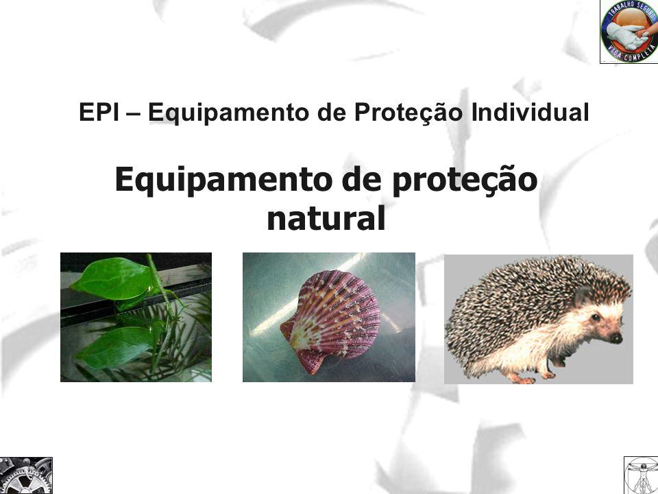 Equipamento de proteção natural