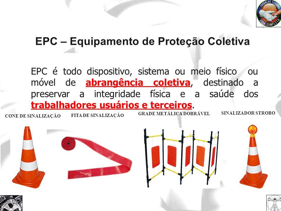 EPC – Equipamento de Proteção Coletiva GRADE METÁLICA DOBRÁVEL
