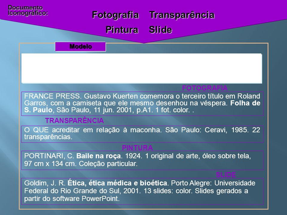 Fotografia Transparência