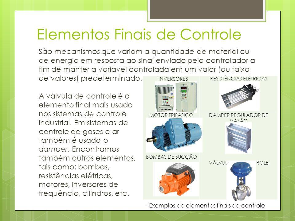 Elementos Finais de Controle