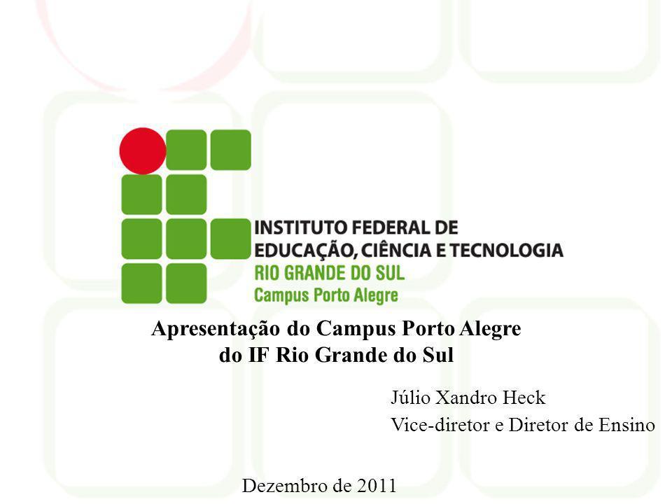 Apresentação do Campus Porto Alegre