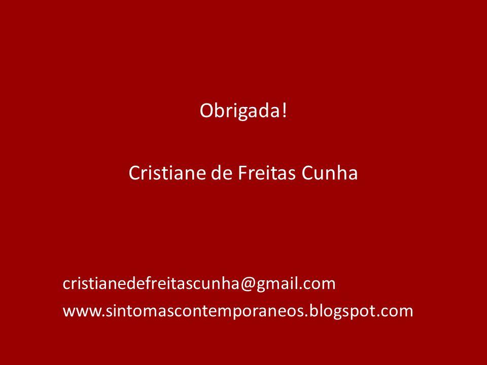Cristiane de Freitas Cunha