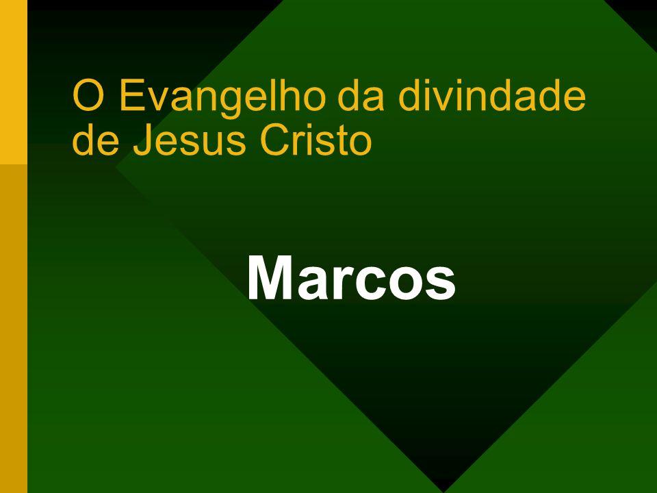 O Evangelho da divindade de Jesus Cristo