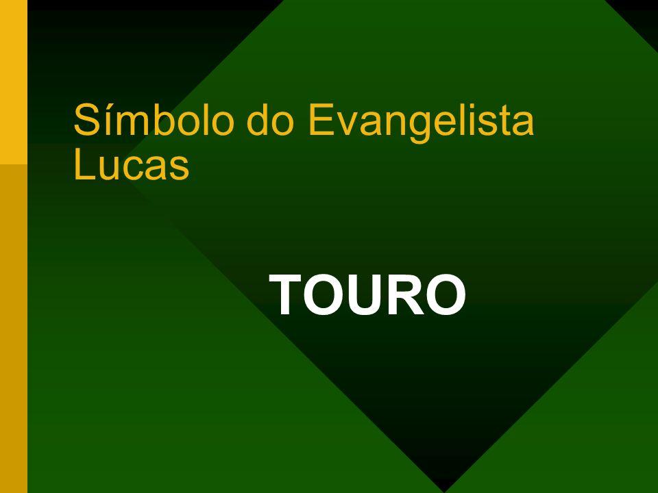 Símbolo do Evangelista Lucas