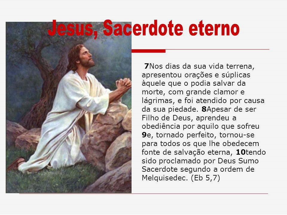 Jesus, Sacerdote eterno