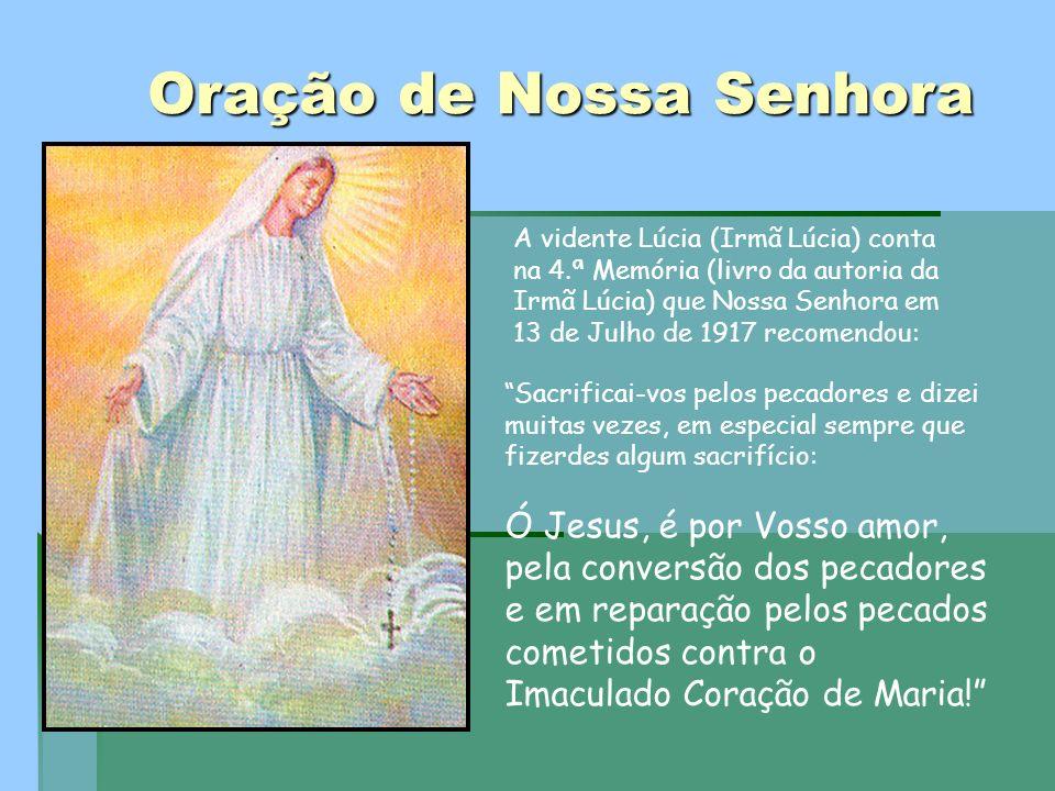 Oração de Nossa Senhora
