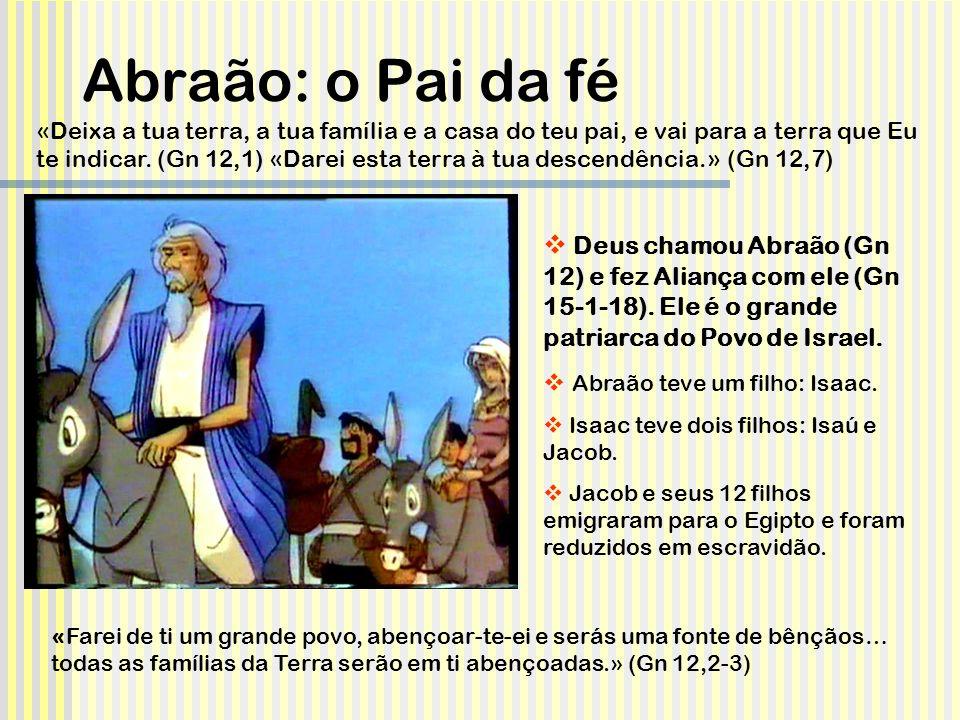 Abraão: o Pai da fé