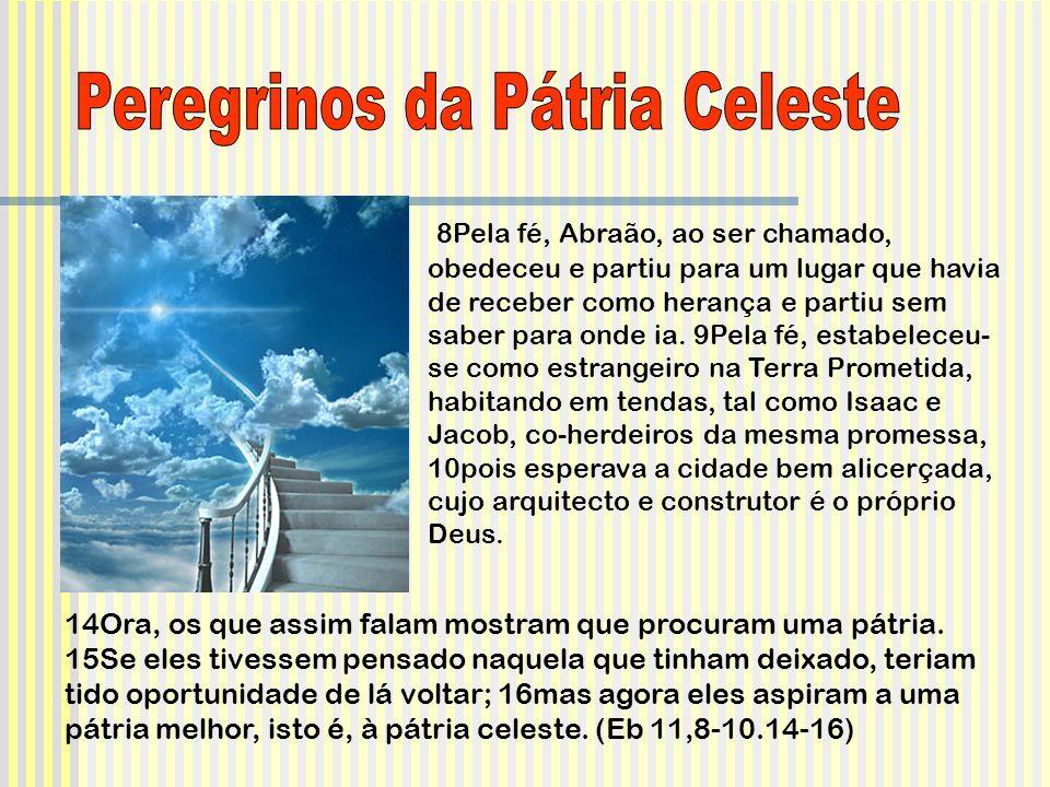 Peregrinos da Pátria Celeste