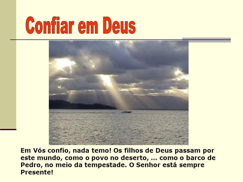Confiar em Deus