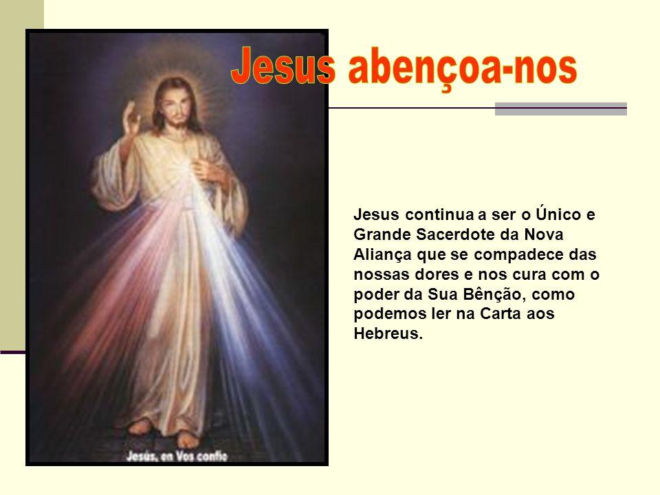 Jesus abençoa-nos