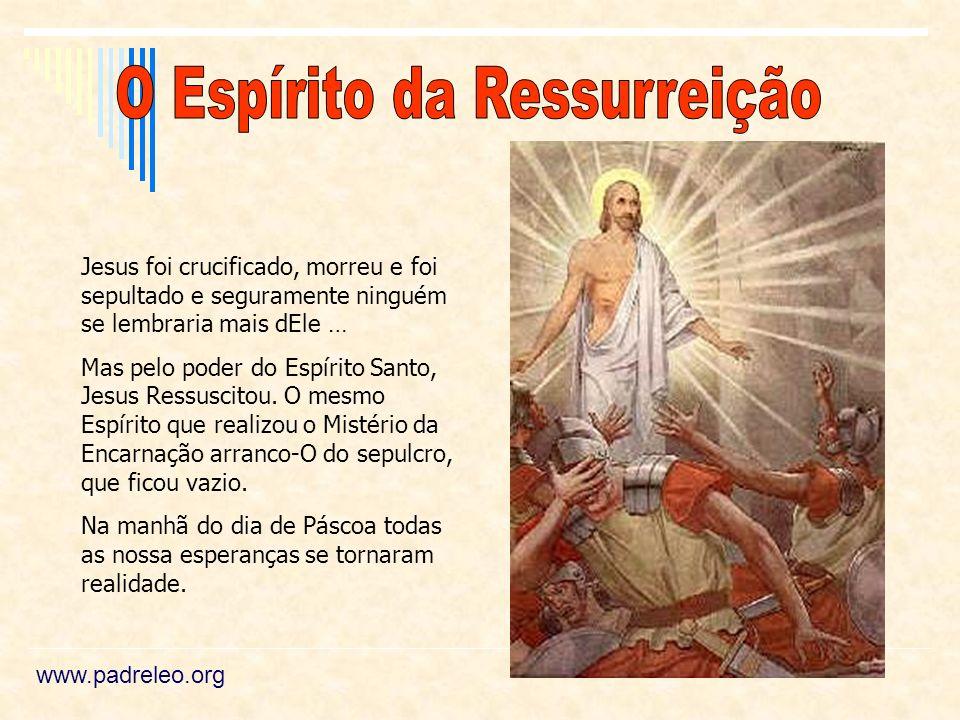 O Espírito da Ressurreição