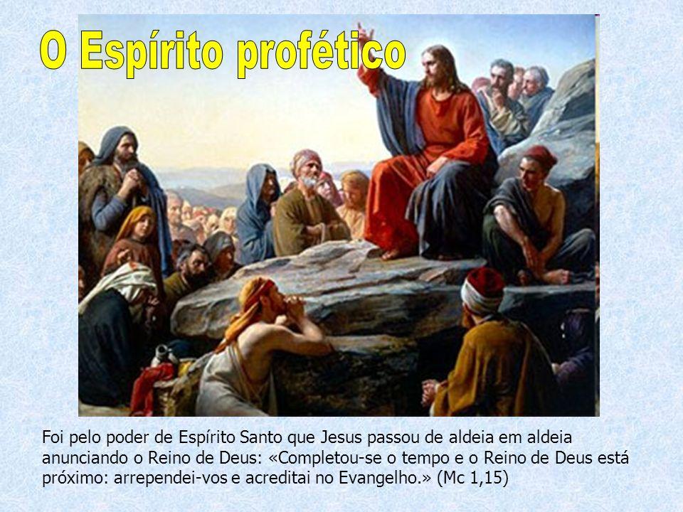 O Espírito profético