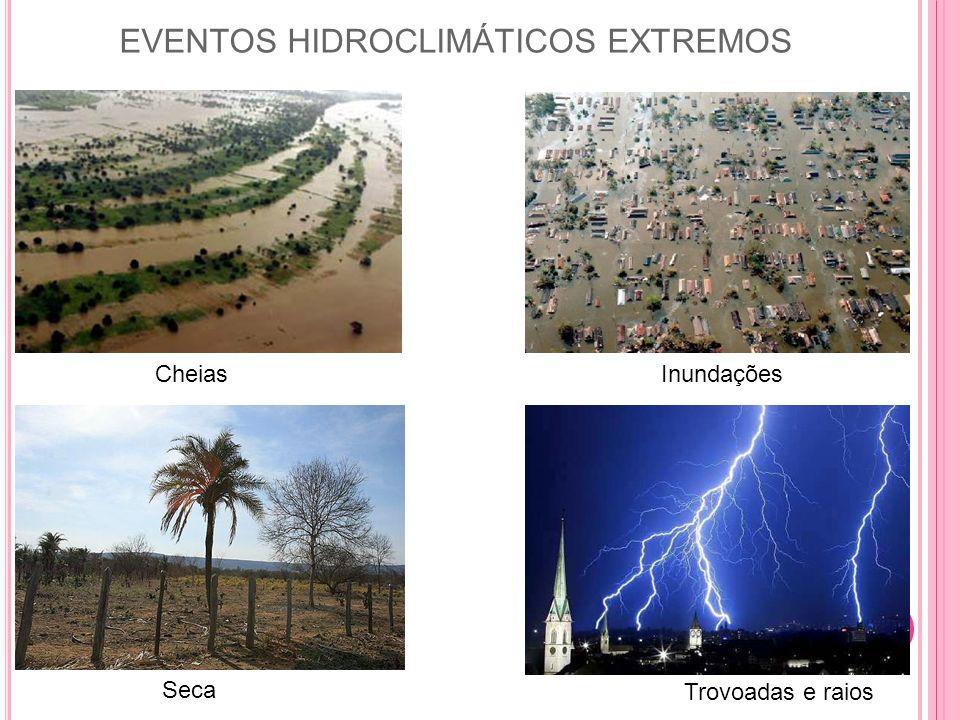 EVENTOS HIDROCLIMÁTICOS EXTREMOS