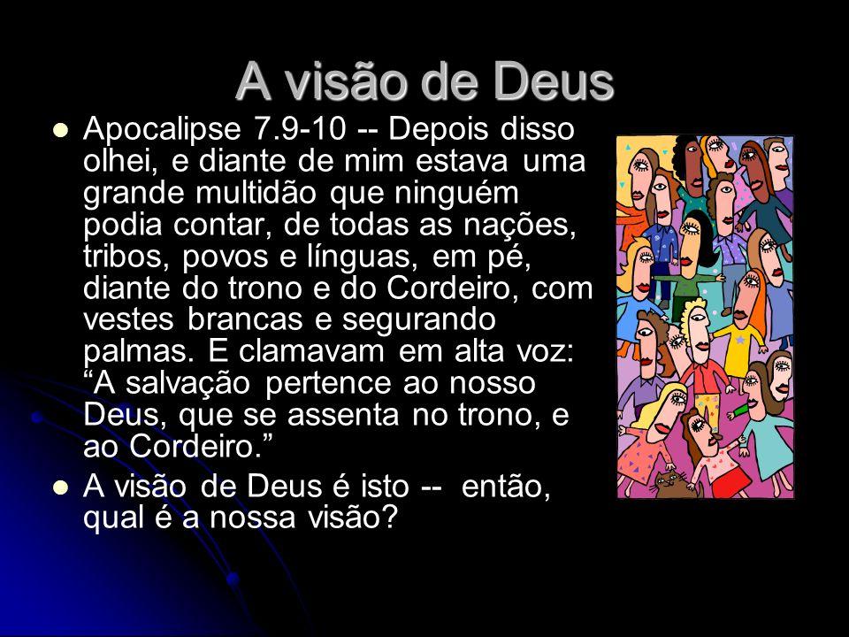 A visão de Deus