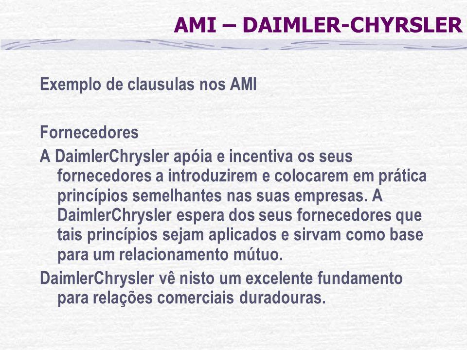 AMI – DAIMLER-CHYRSLER