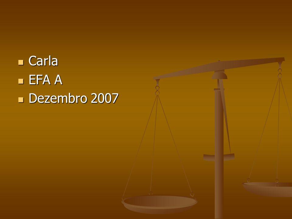 Carla EFA A Dezembro 2007
