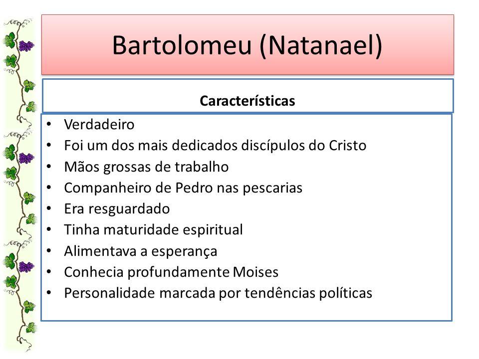 Bartolomeu (Natanael)