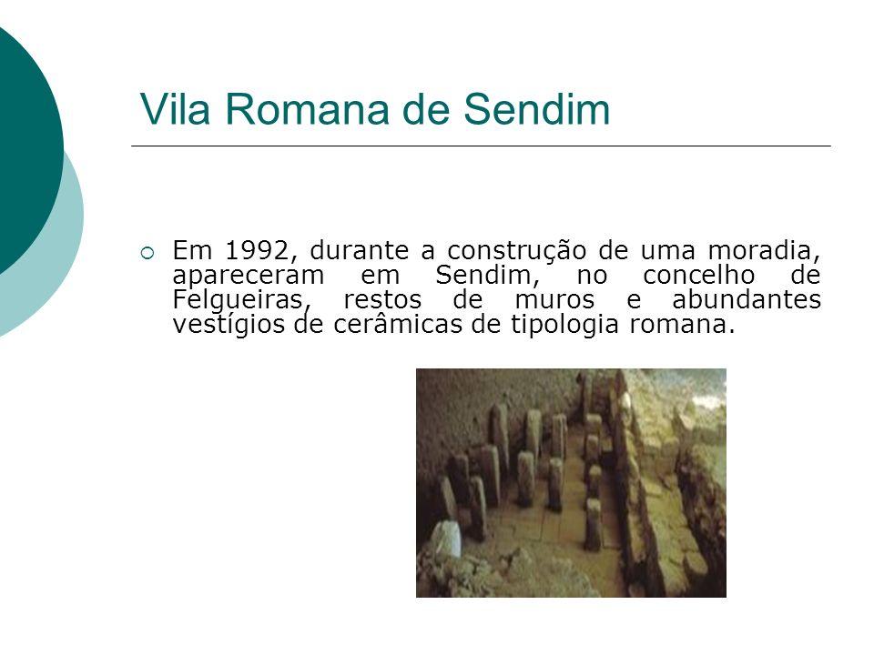 Vila Romana de Sendim