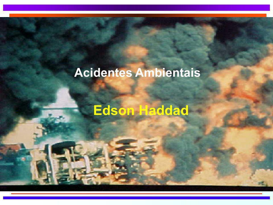 Acidentes Ambientais Edson Haddad