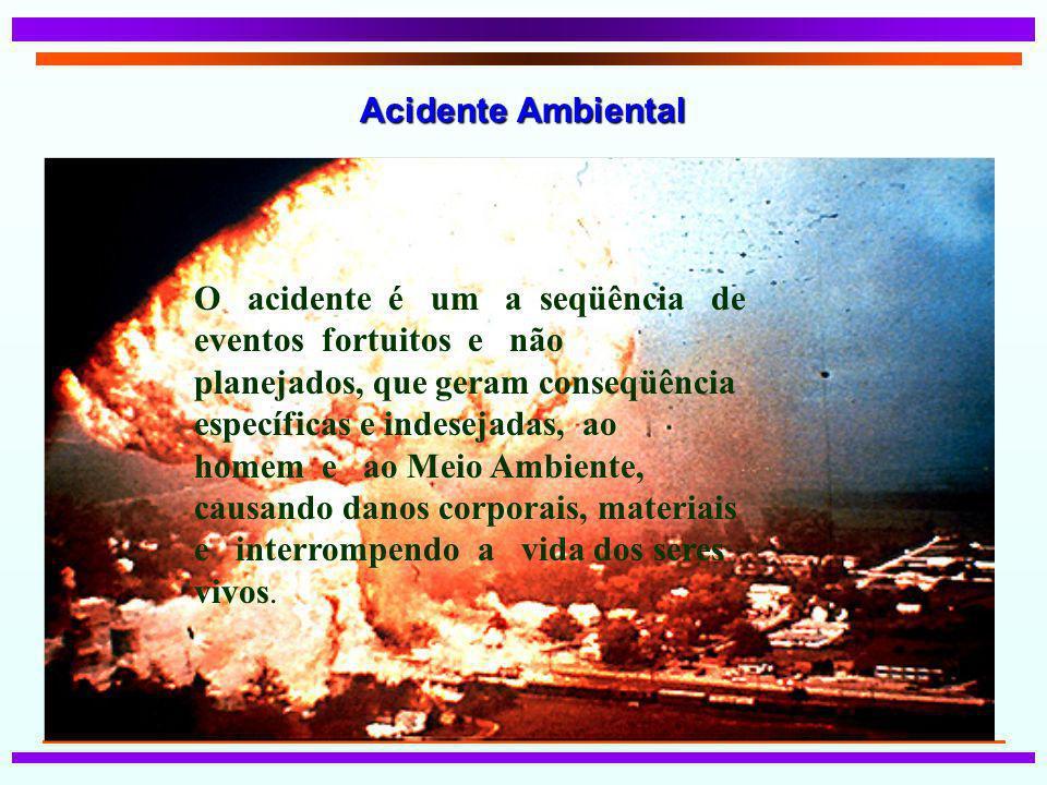 Acidente Ambiental