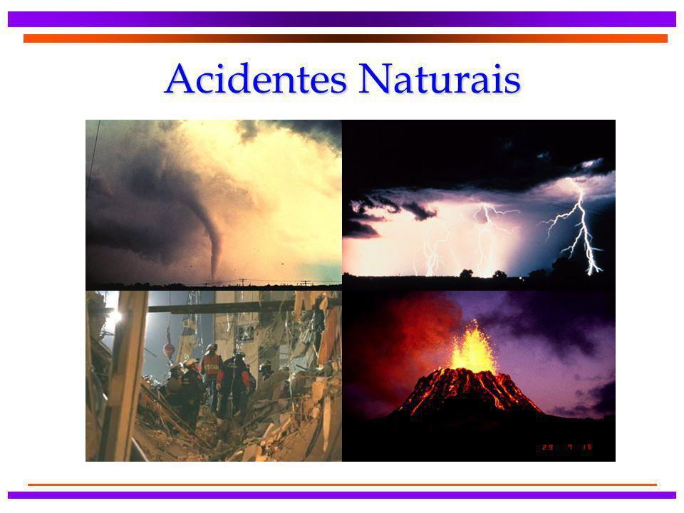 Acidentes Naturais
