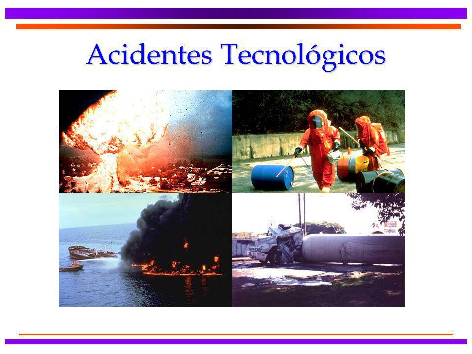 Acidentes Tecnológicos