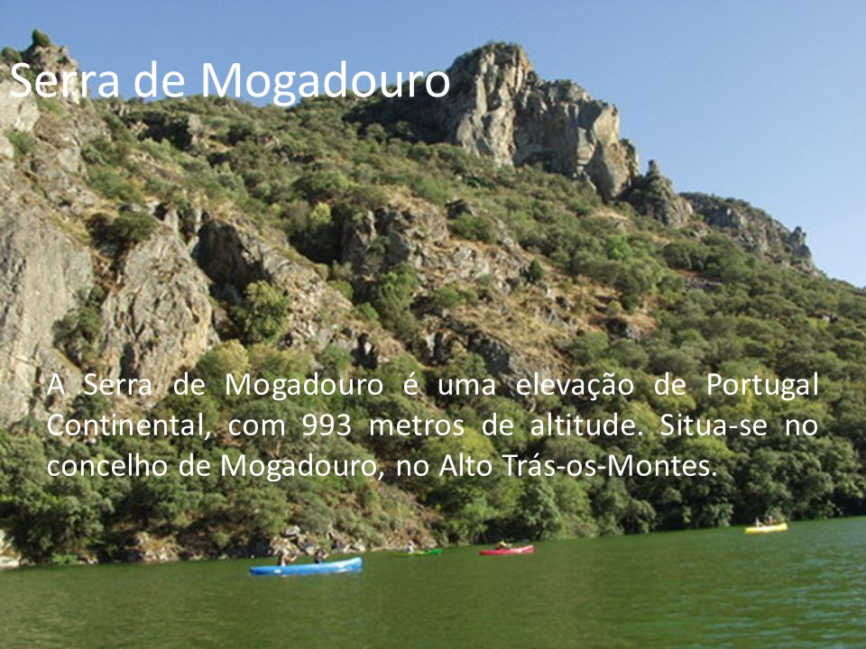 Serra de Mogadouro