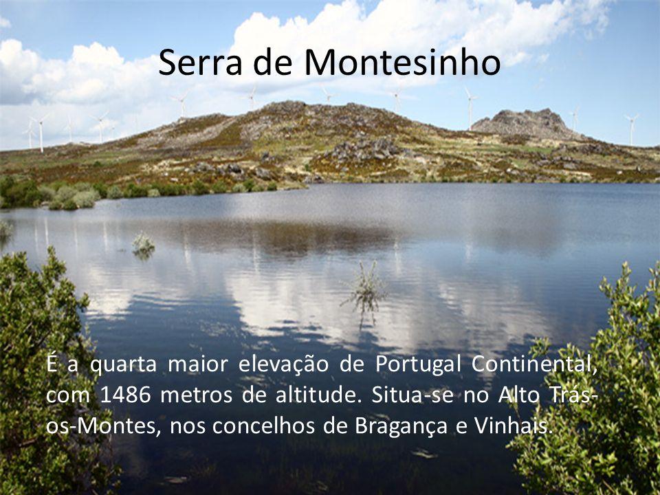 Serra de Montesinho