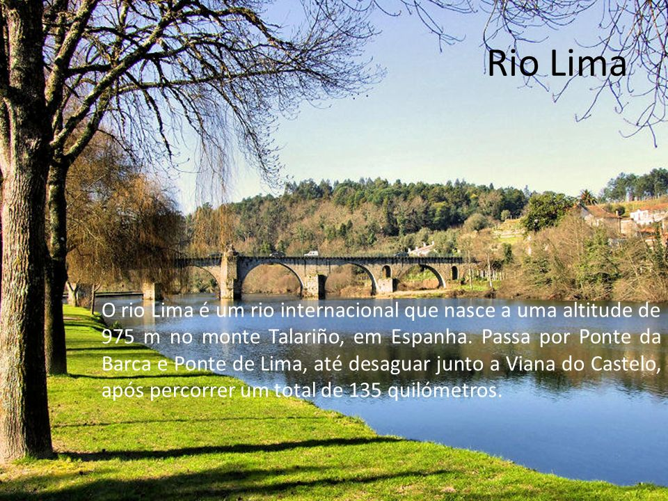 Rio Lima