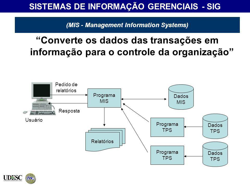 (MIS - Management Information Systems)