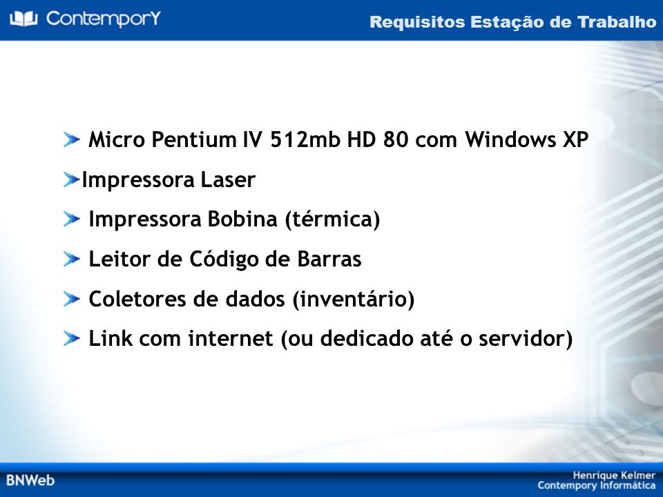 Micro Pentium IV 512mb HD 80 com Windows XP Impressora Laser