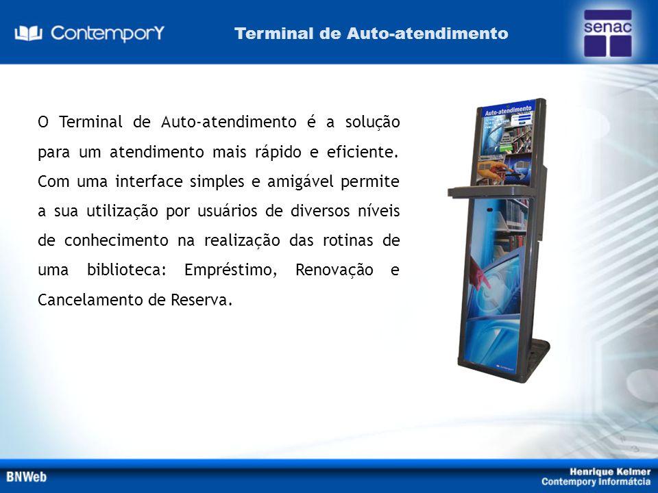 Terminal de Auto-atendimento
