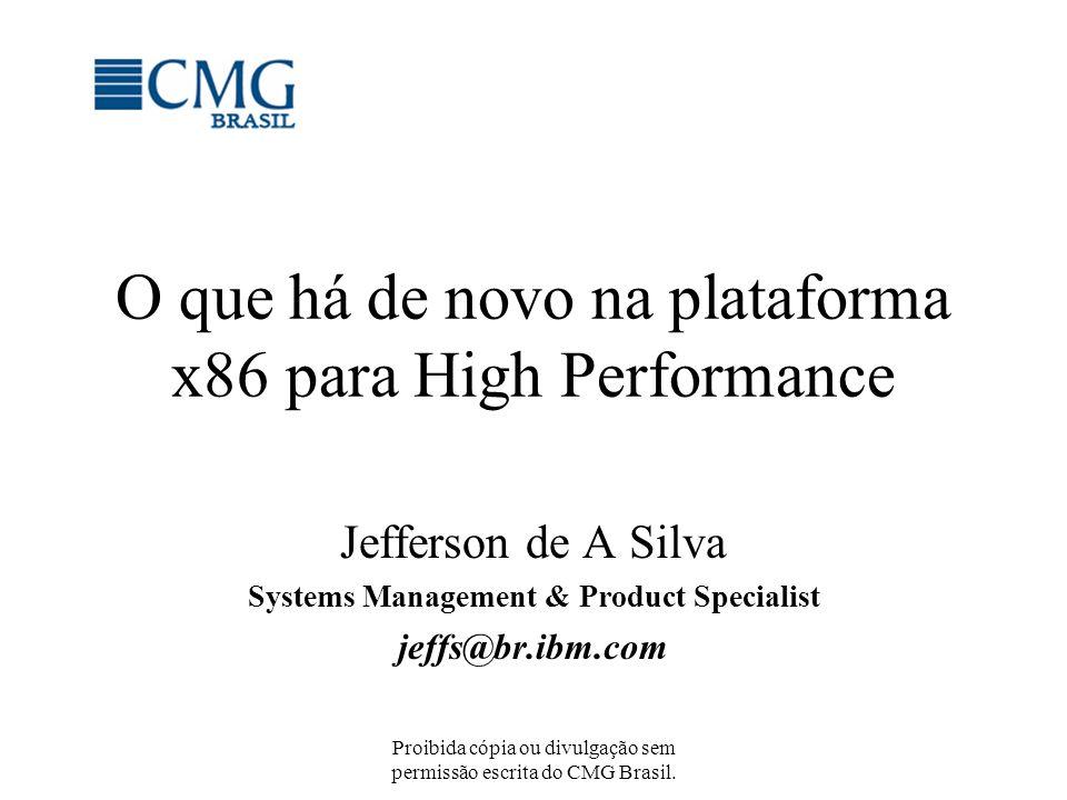 O que há de novo na plataforma x86 para High Performance