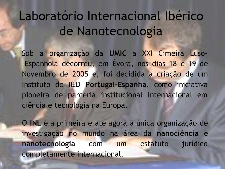 Laboratório Internacional Ibérico de Nanotecnologia