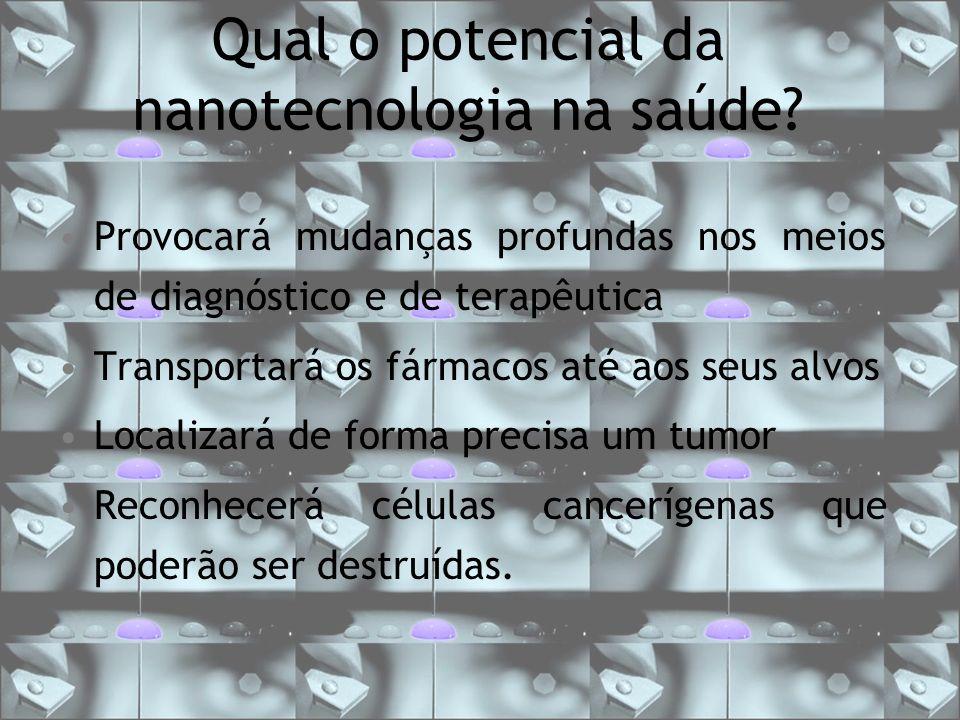 Qual o potencial da nanotecnologia na saúde