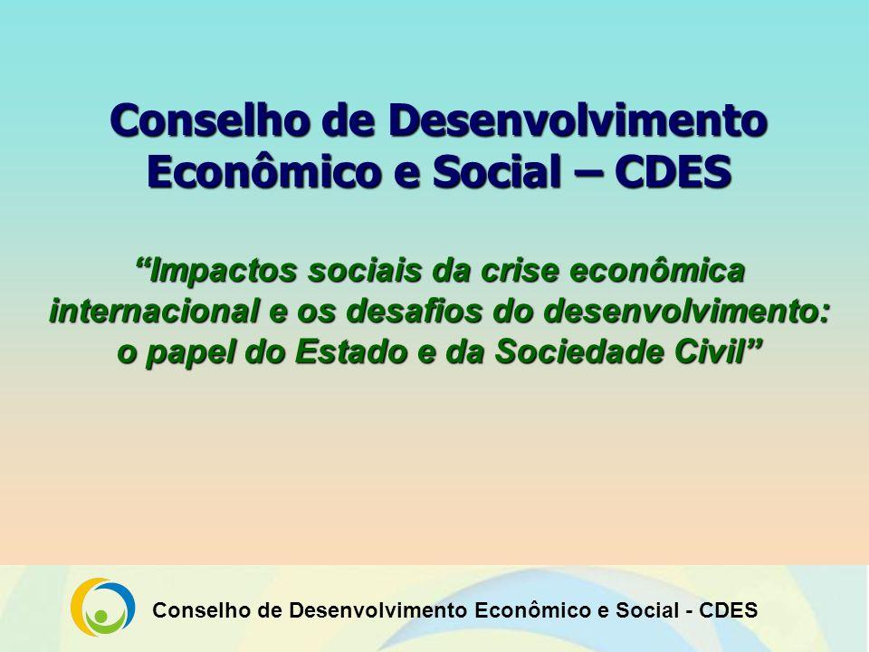 Conselho de Desenvolvimento Econômico e Social – CDES