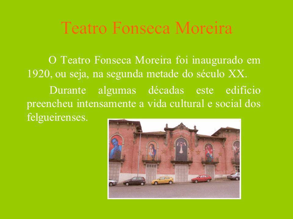Teatro Fonseca Moreira